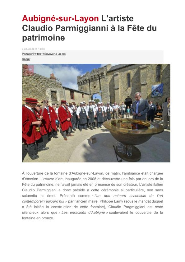 (4) Courrier ouest 08-09-2014
