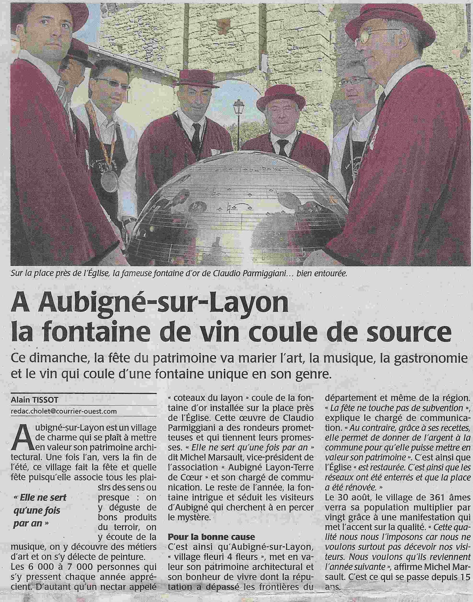 Courrier ouest 27-08-2009-2
